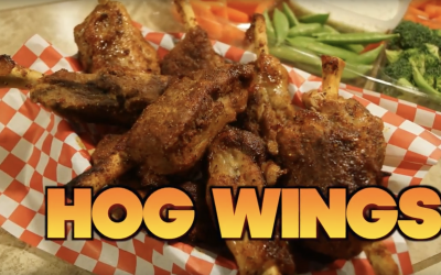 Hog Wings Recipe Video