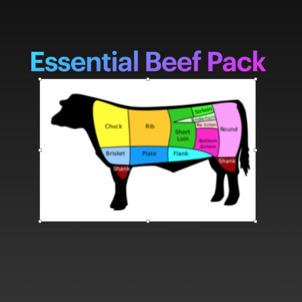 624e44b4072e6f86dcf5322feca224b96d490240 600x600 - #7 Essential Beef Pack $130