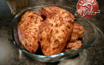 Knutzen's Smokin' Teriyaki Chicken Breast
