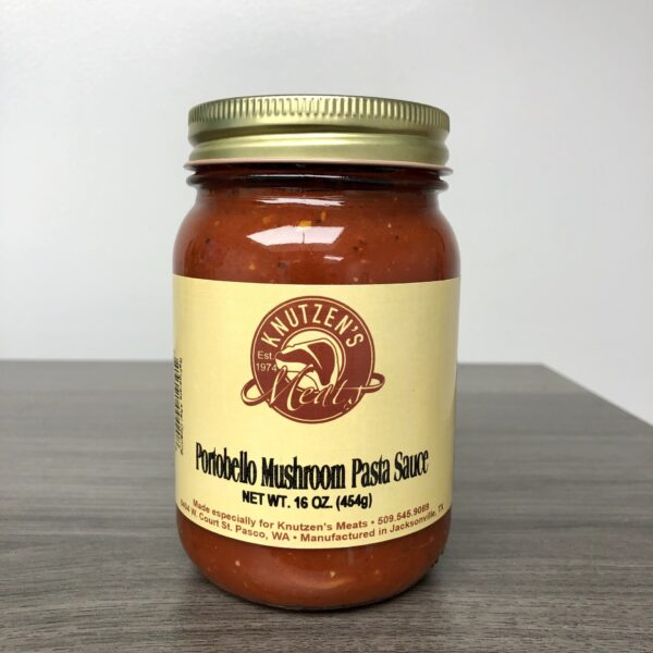 ffa3a2c924cb12ec9733a84f65374005498eed49 600x600 - Portobello Mushroom Pasta Sauce
