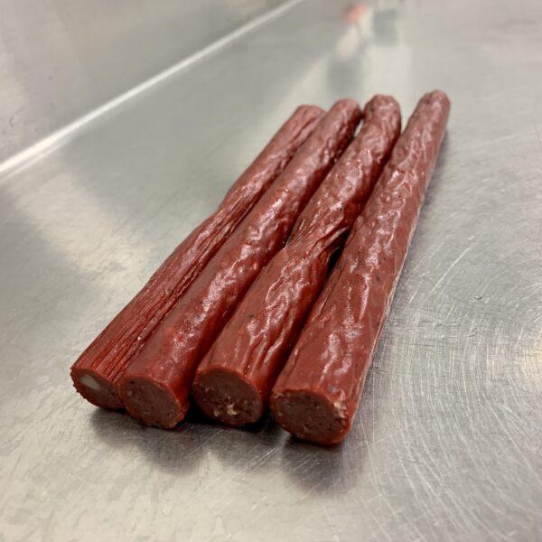 3ad79d04b48d710af8c7ce21a6de223c1b21f6af 600x600 - Homemade Beef and Swiss Snack Stick
