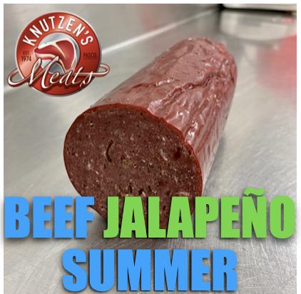 533b25f9e9e0016774e2e18af3c8c9044bd42640 - Homemade Summer Sausage with Jalapeño