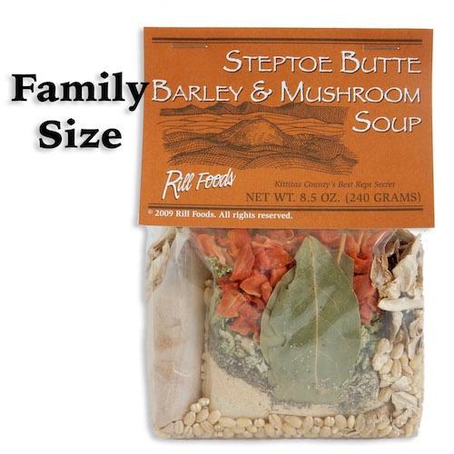 e09bc6246fe6745b730d1af9c191c635acb82e7b - Rill Foods Steptoe Butte Barley and Mushroom Soup (serves four)