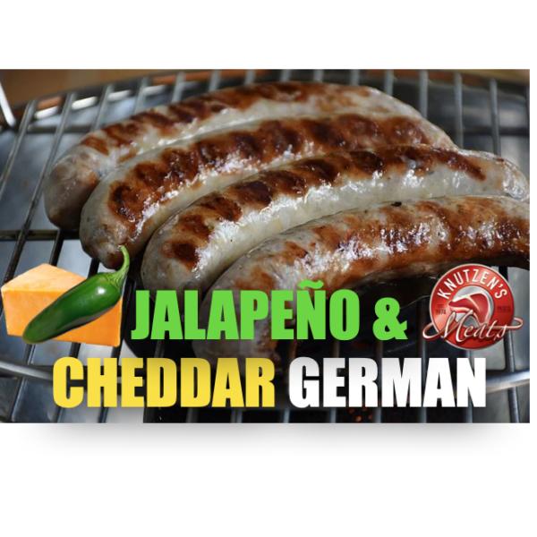 eccb7ddd90da337664a52807843b8d4e70bd7a78 600x600 - Jalapeño Cheddar German Sausage