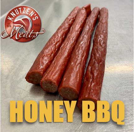 f4eef1c9162e804fd99c937e30345fd1aa1f8f49 - Homemade Honey BBQ Snack Stick