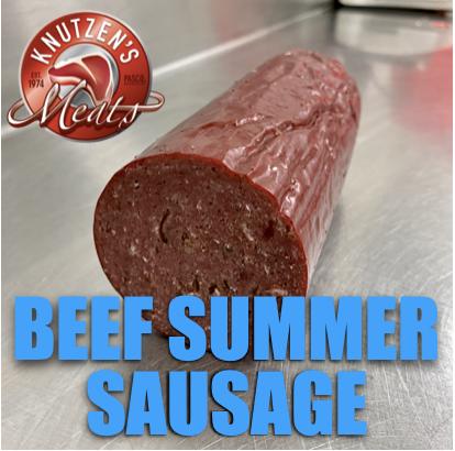 f76edac344dc2430a7141e1c2c965588231eee14 - Homemade Summer Sausage (1 lb)