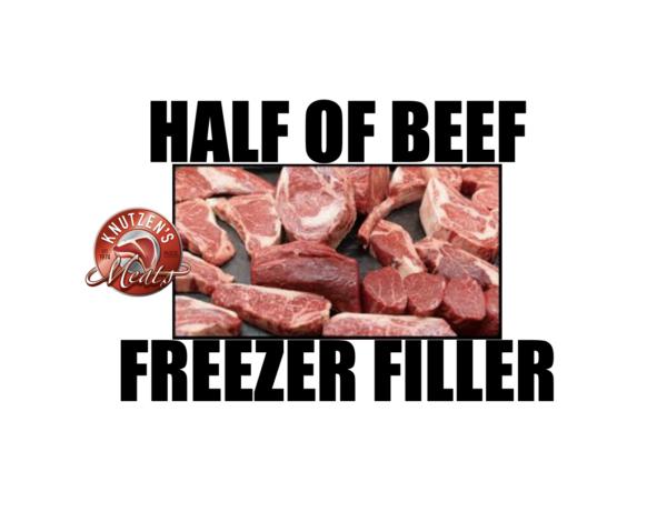 e3b1b6c93890d04462e4c58813ec6fb0b6d26191 600x461 - #9 Half of Beef Freezer Filler